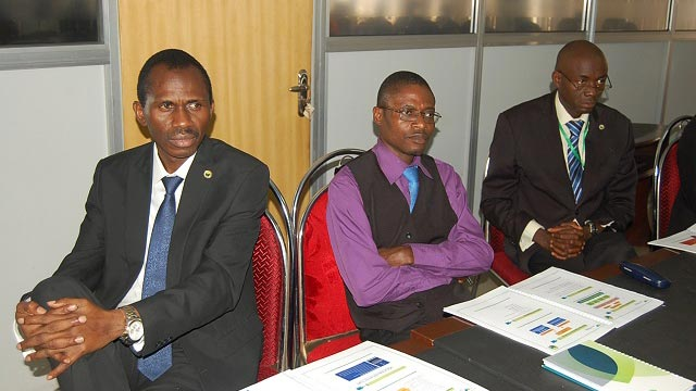 Group Managing Director/CEO, Odu'a Investment Company Limited, Mr. Adewale Raji.
