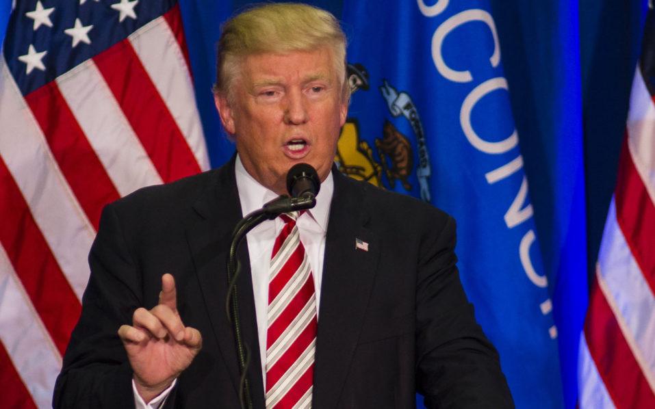 Donald Trump / Darren Hauck/Getty Images/AFP