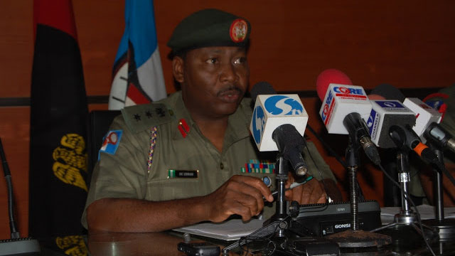 Nigerian Army raids Boko Haram cell in Niger