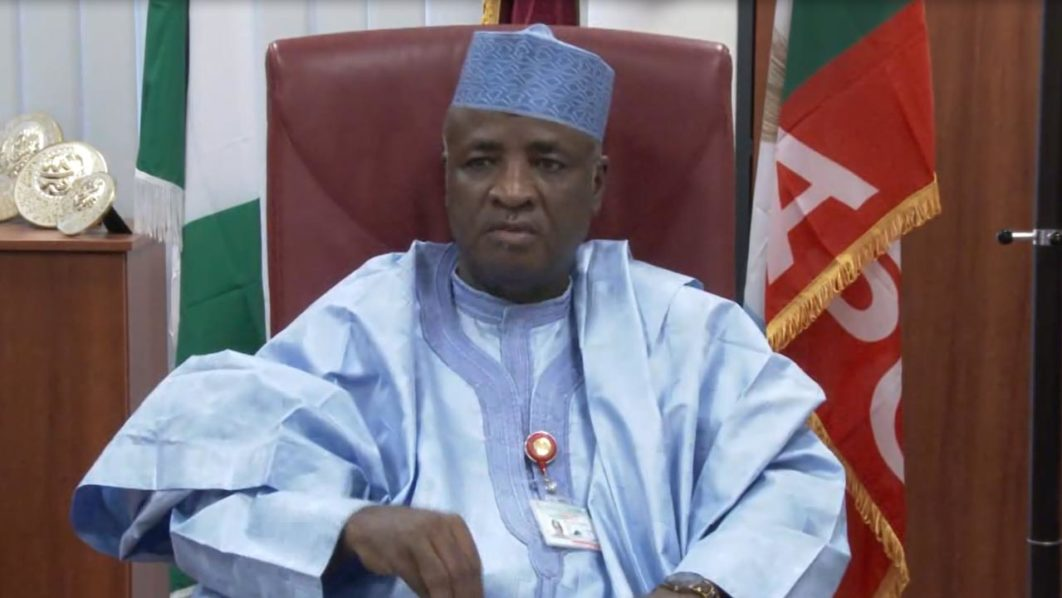 Image result for Senator Wamakko insists APC determined to empower youths