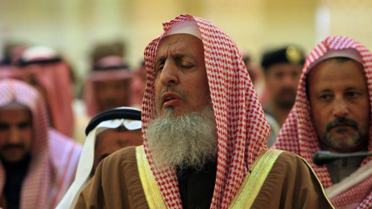 Grand Mufti Abdul Aziz al-Sheikh
