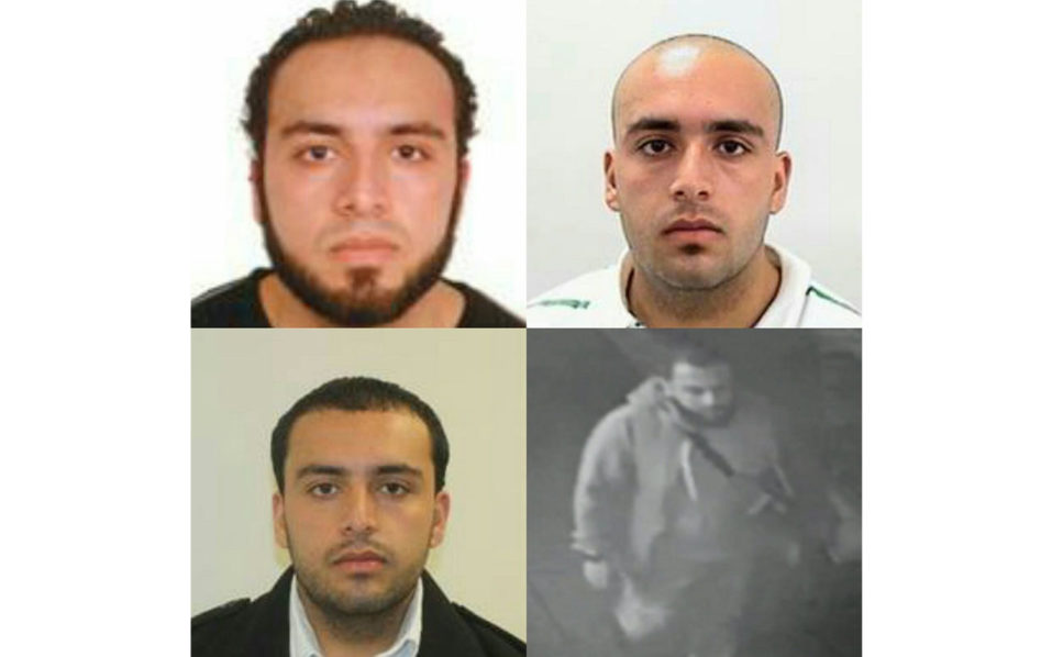 These various images and video grab of Ahmad Khan Rahami released on September 19, 2016 by the New Jersey State Police, show the man wanted for questioning by the FBI. The FBI is asking for assistance in locating Ahmad Khan Rahami. Rahami is wanted for questioning in connection with an explosion that occurred on September 17, at approximately 8:30 p.m. EST in the vicinity of 135 West 23rd Street, in New York. Rahami is a 28-year-old United States citizen of Afghan descent born on January 23, 1988, in Afghanistan./ AFP PHOTO / New Jersey State Police / HO /