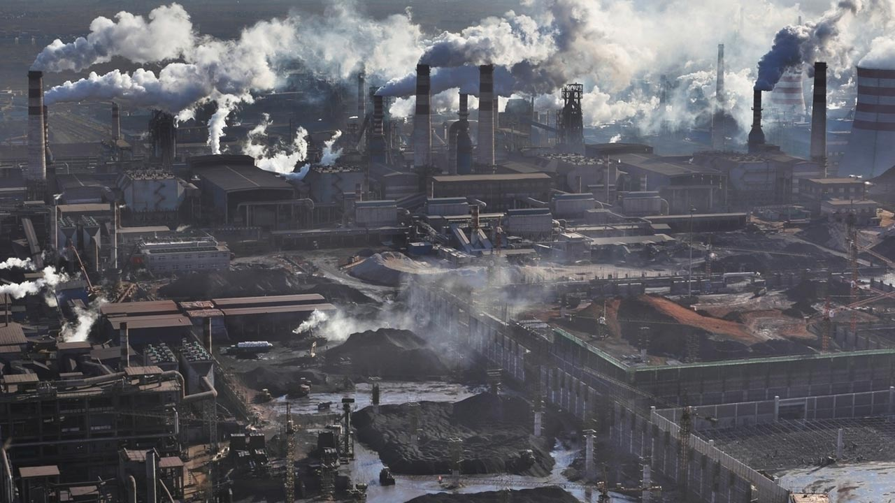 Air-pollution-in-Wuan-China