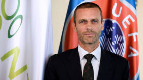 UEFA call on European leaders to help regulate transfer market