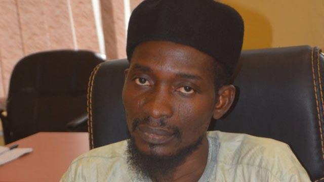 Amir (President) of the MSSN Lagos, Saheed Ashafa