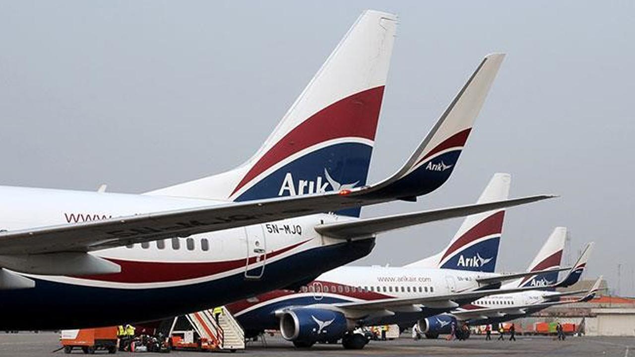 Arik Air resumes operations