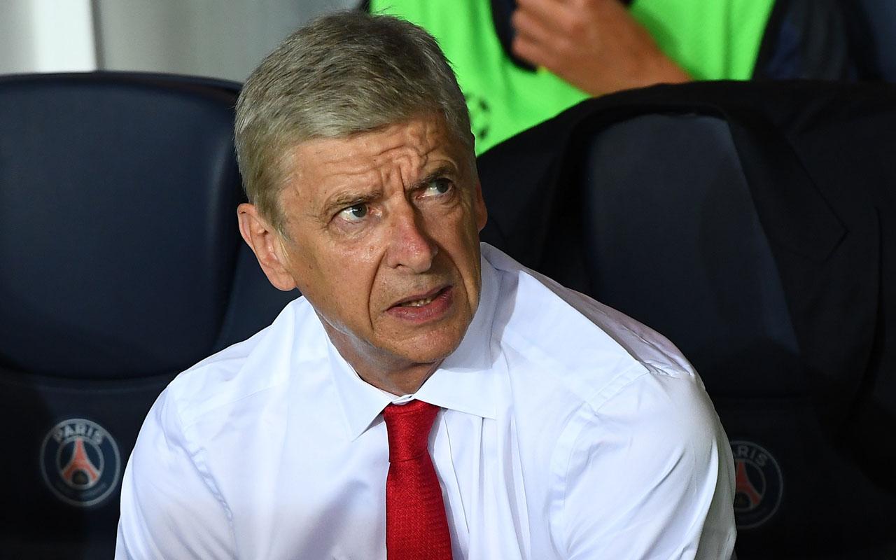 Arsenal's French manager Arsene Wenger /AFP PHOTO / FRANCK FIFE / AFP PHOTO / FRANCK FIFE