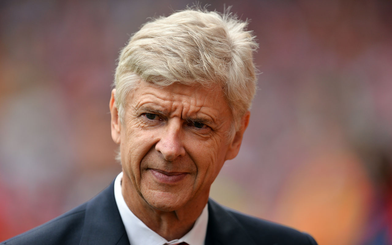 Arsenal's French manager Arsene Wenger / AFP PHOTO / Glyn KIRK