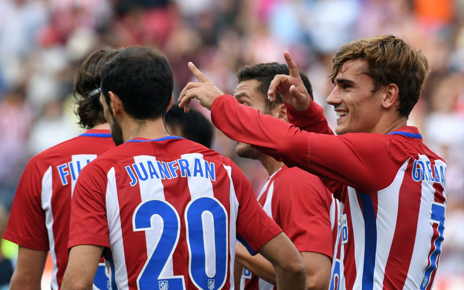 Atletico Madrid's / AFP PHOTO / GERARD JULIEN