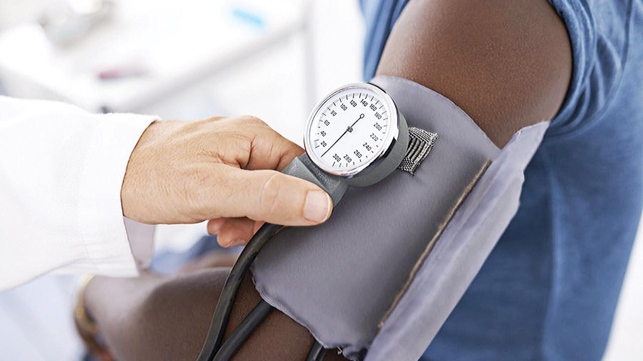 Regular high blood pressure screening is recommended by the World Health Organisation (WHO)