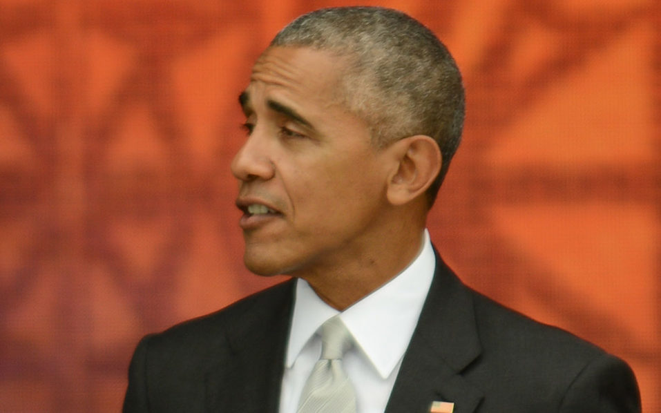 President Barack Obama / Astrid Riecken/Getty Images/AFP