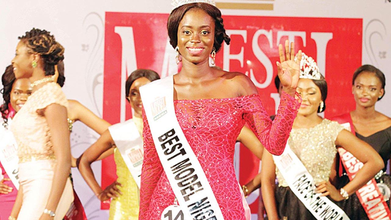 Ejiro Joy Akpokiniovo, Best Model Nigeria