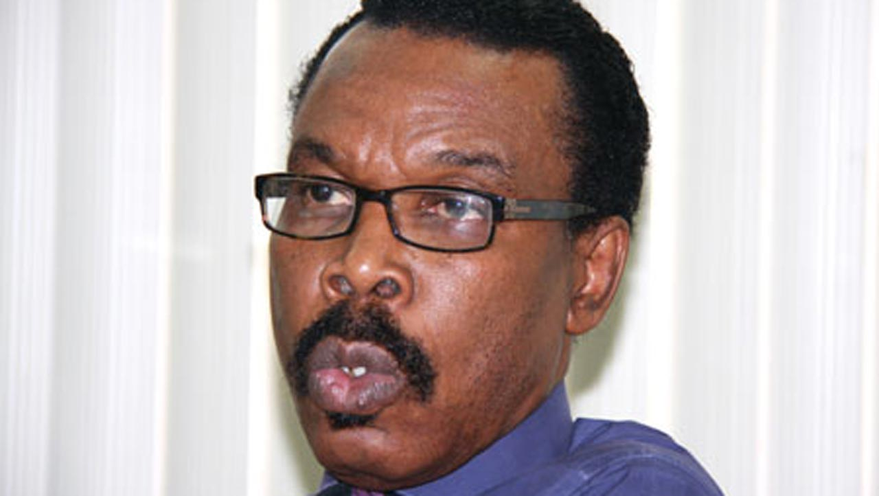 Bismarck Rewane ,Chief Executive Officer of Financial Derivates Limited