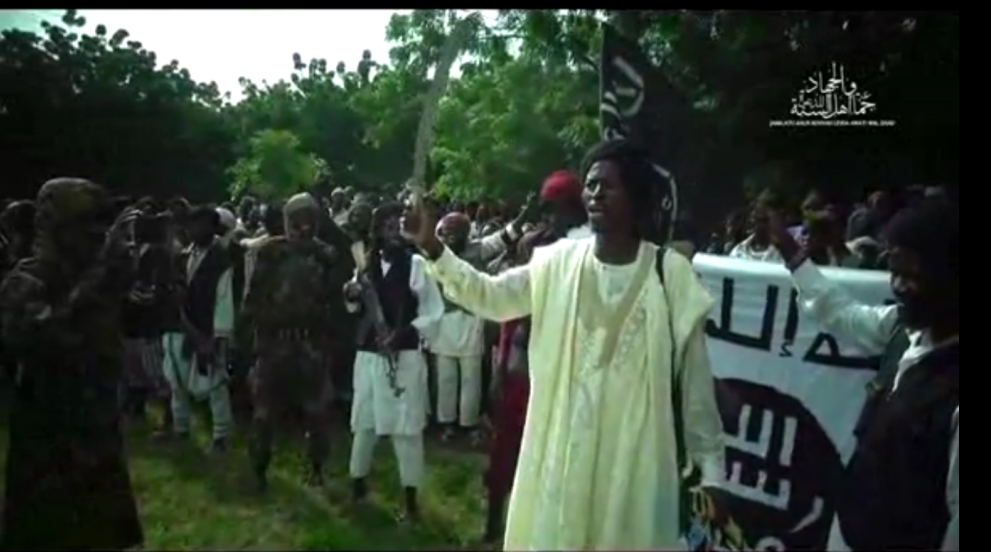 Boko Haram in new video