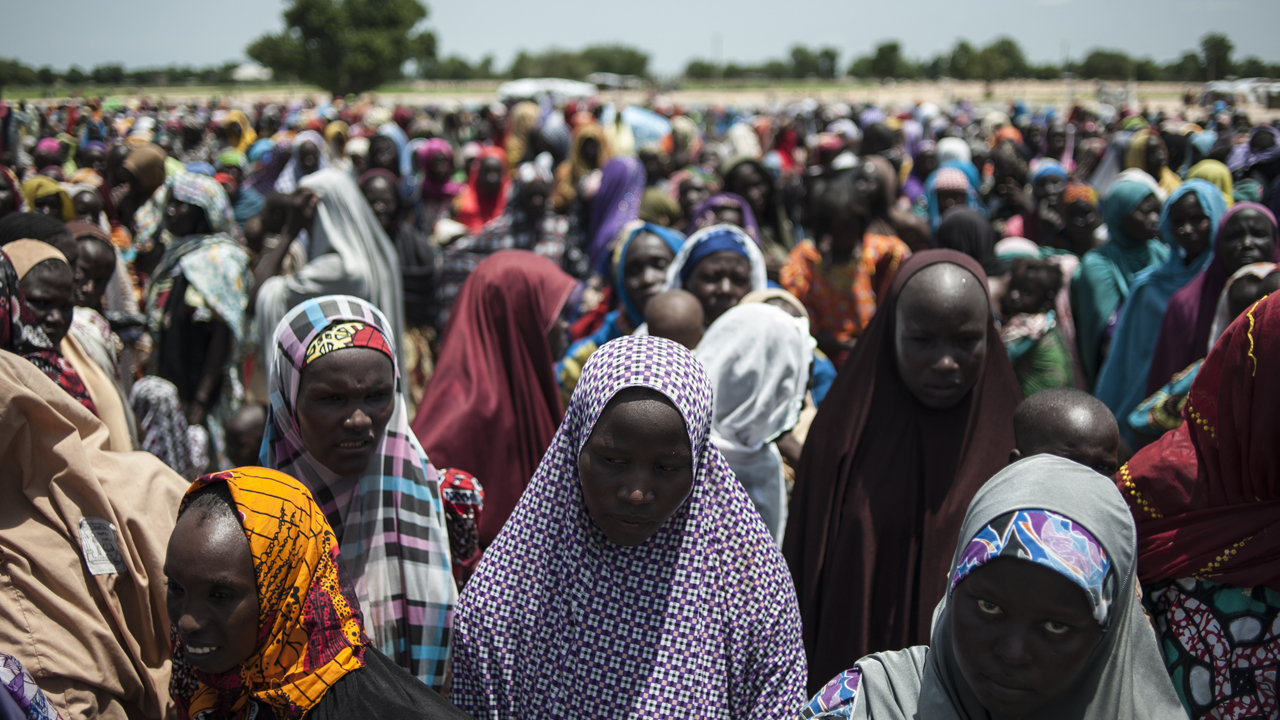 Boko Haram displaced get national identity cards