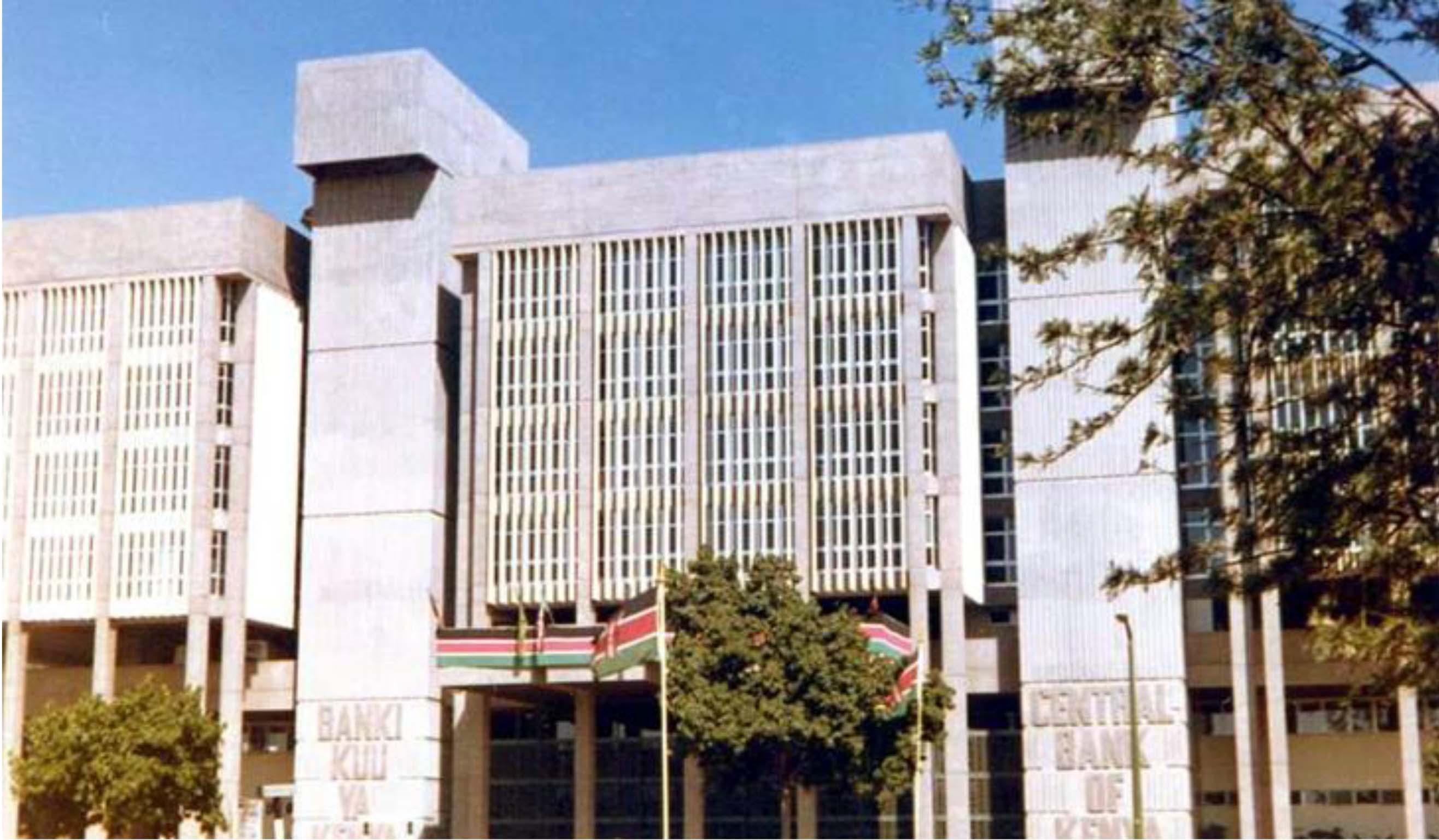 CENTRAL BANK, KENYA