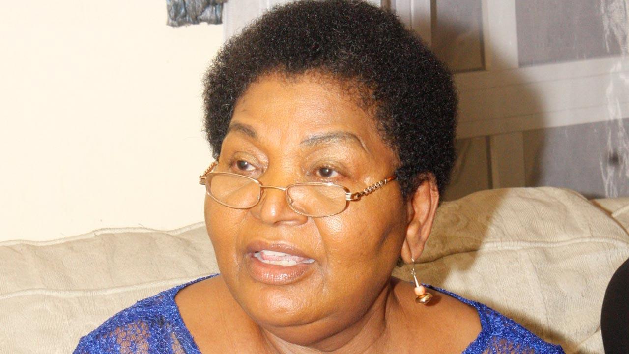 Mrs. Cecilia Ibru