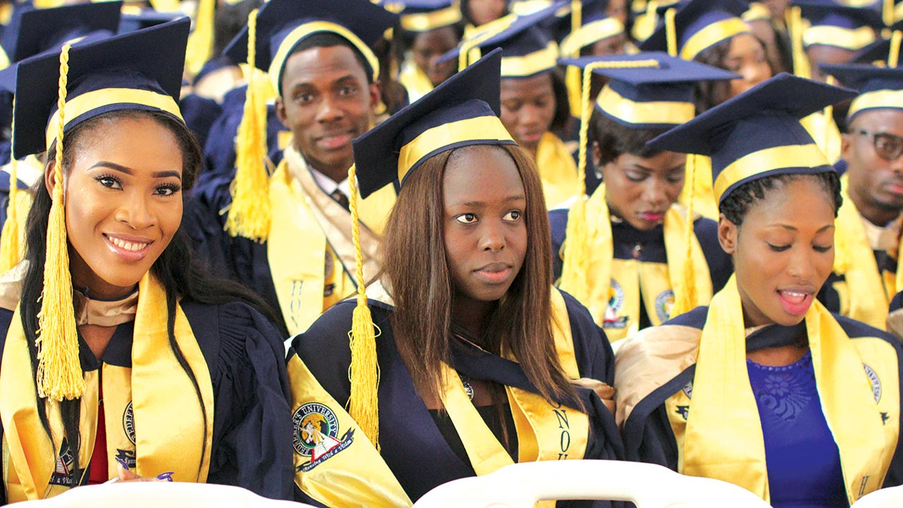 Nigerian Universities Graduates. Photo: Guardian Nigeria