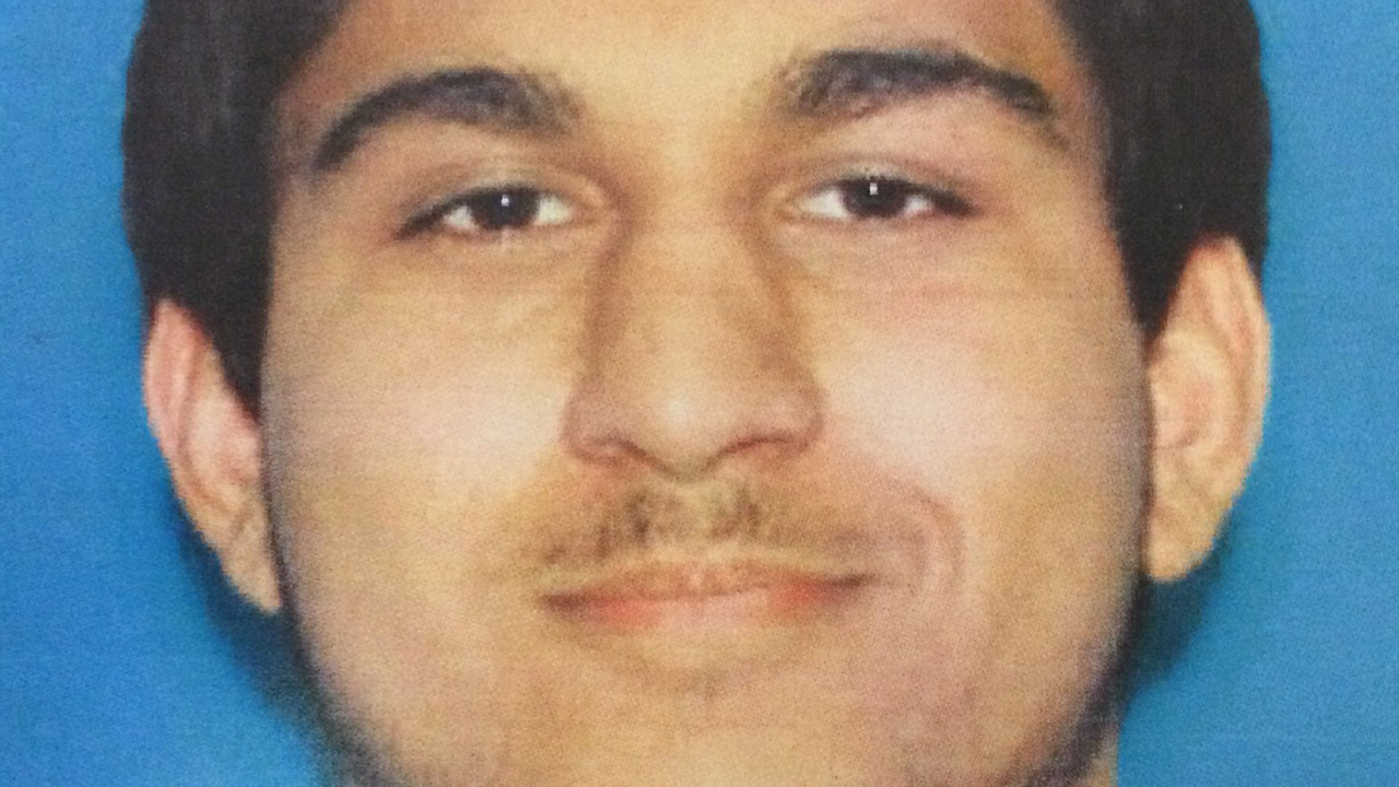 This undated Department of Licensing (DOL) image courtesy of Washington State Police released on September 25, 2016, shows the drivers license picture of Cascade Mall shooting suspect, Arcan Cetin, 20, a resident of Oak Harbor, Washington. Authorities said they arrested the suspect behind a shooting that left five people dead at a shopping mall in the US state of Washington, about 24 hours after the killings. The gunman opened fire with a rifle in the makeup section of a Macy's department store late Friday, killing four women and a man, according to police. / AFP PHOTO / Washington State Police / HO
