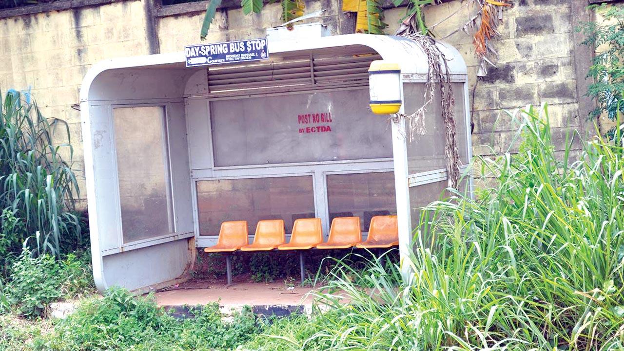 Dayspring bus Stop