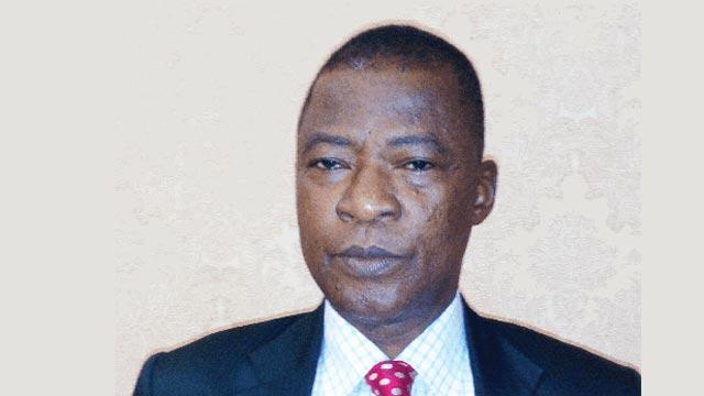 Acting Director General, ITF, Dickson Onuoha