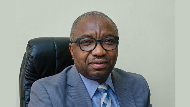 Director-General of NITDA, Dr. Vincent Olatunj