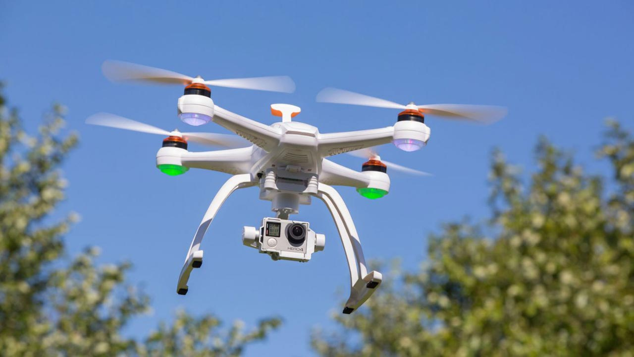 Apple Said To Fly Drones To Improve Maps Data And Catch Google - Drone maps google