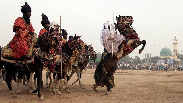 Eid–al-Adha Durbar festival