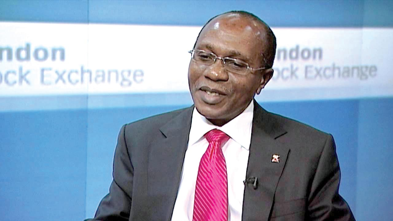 Central Bank of Nigeria's (CBN) governor Godwin Emefiele
