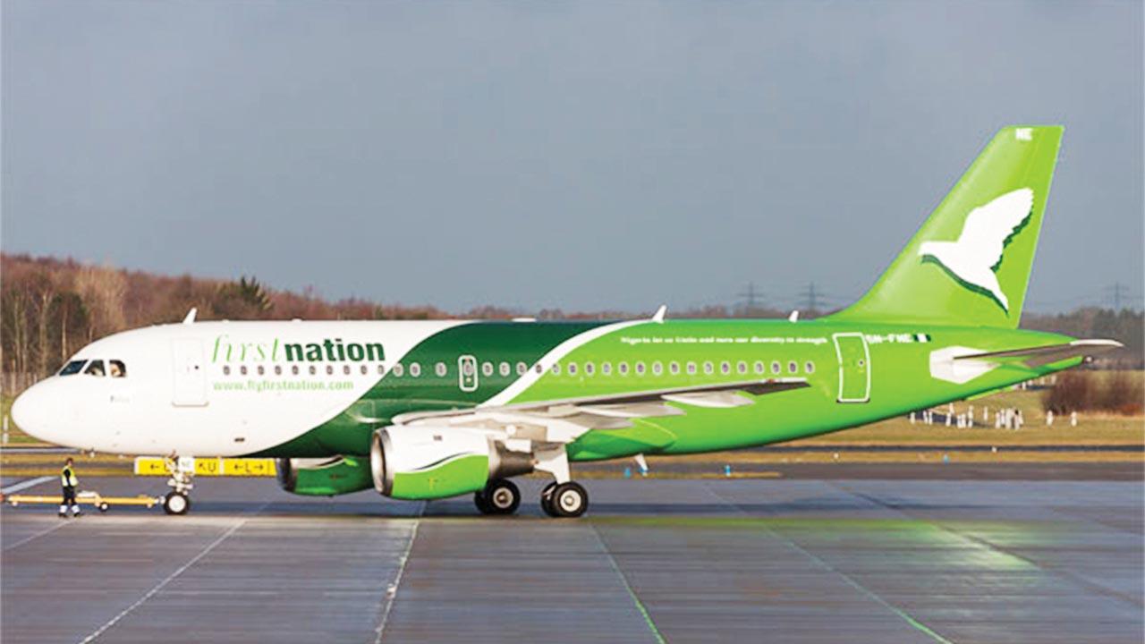 Resultado de imagen para First Nation Airways