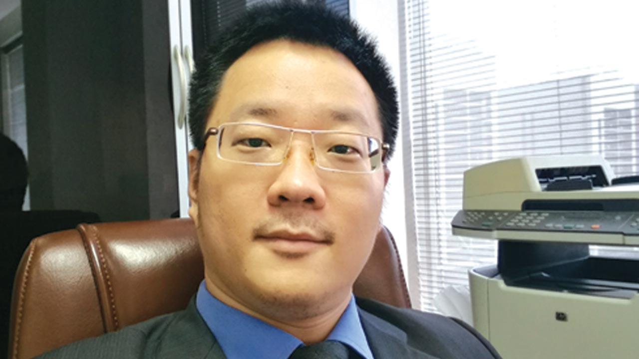 Frank Li, Managing Director, Huawei Nigeria