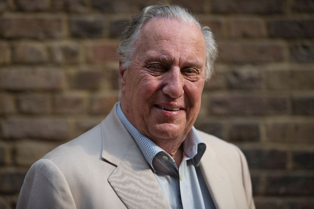 After a dozen novels and 70 million book sales under his belt, British author Frederick Forsyth is giving up on thrillers. PHOTO: AFP/JUSTIN TALLIS