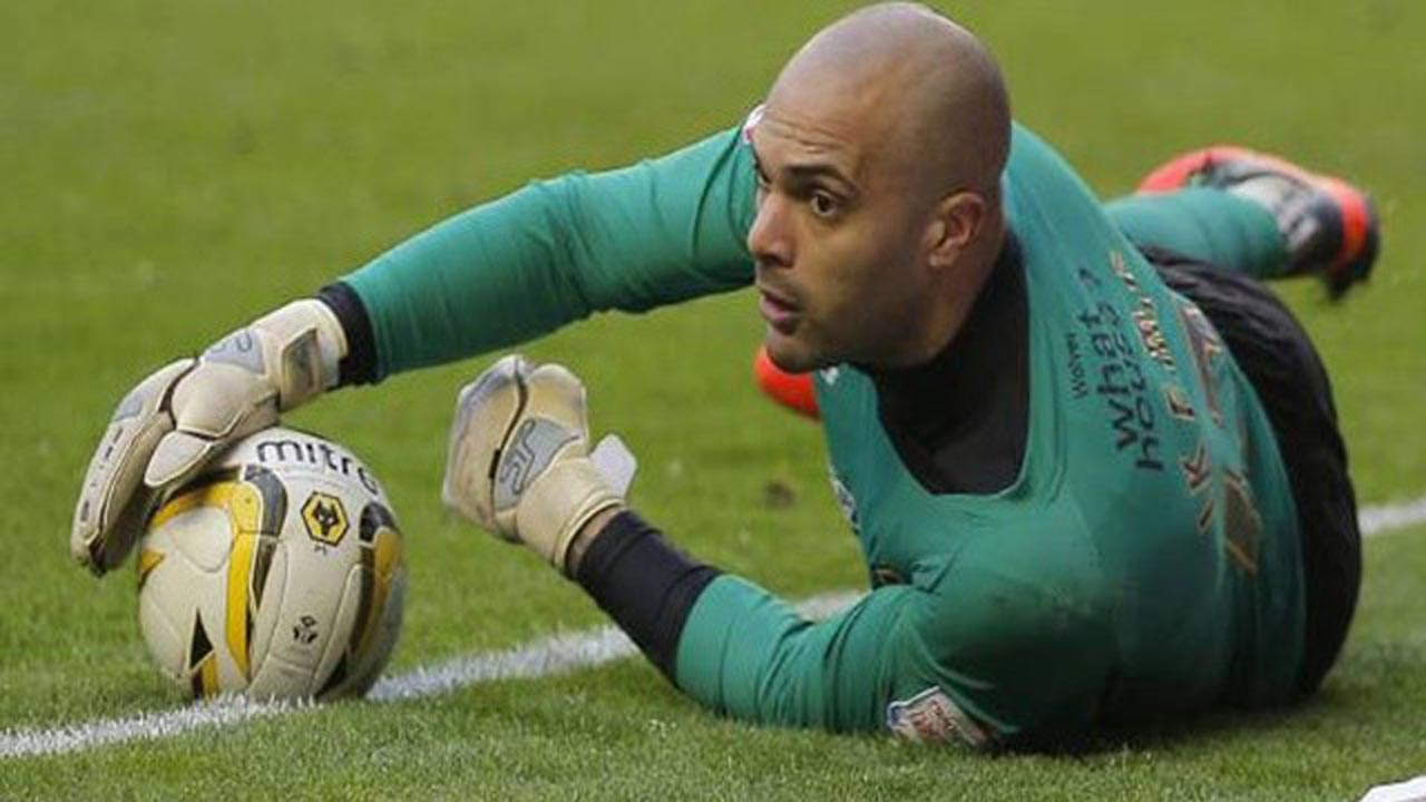 Carl Ikeme is Nigeria's current number one goalkeeper.
