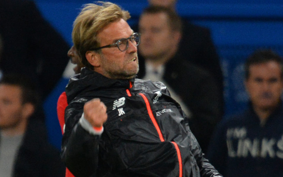 Liverpool's German manager Jurgen Klopp / AFP PHOTO / GLYN KIRK /