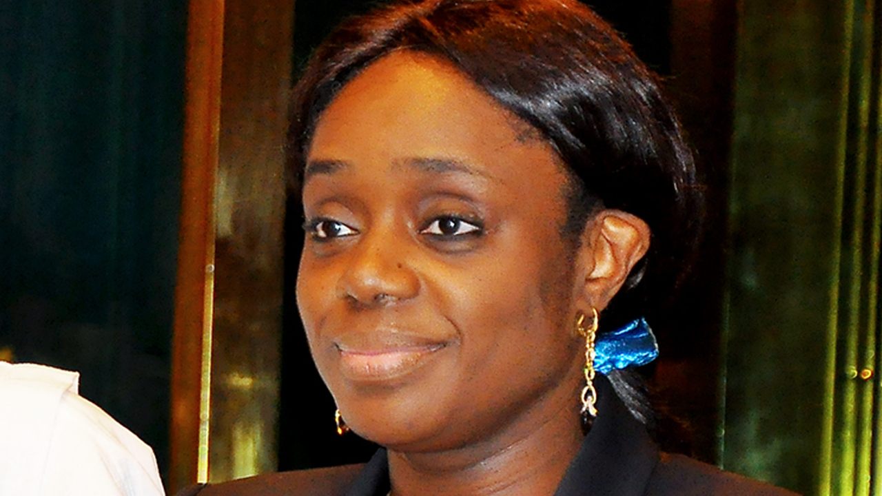 Nigeria's Finance minister Kemi Adeosun PHOTO: PHILIP OJISUA