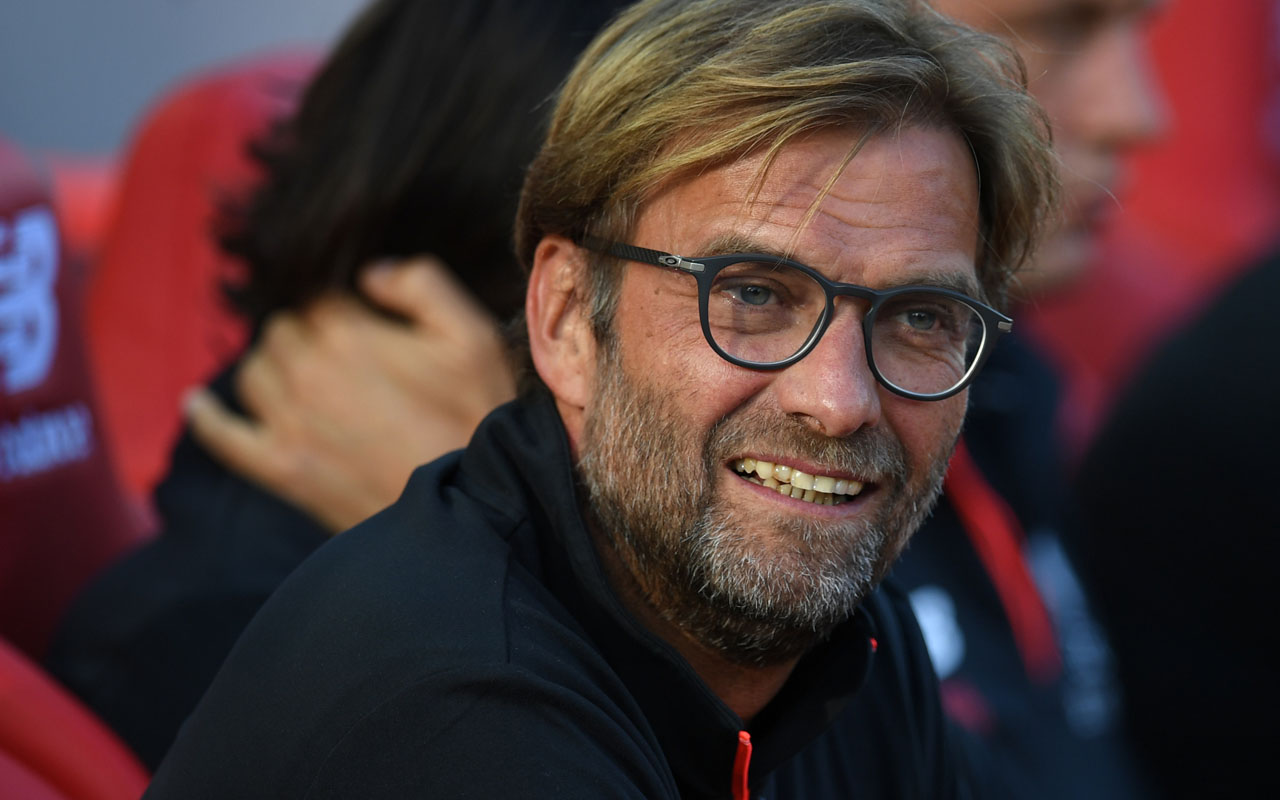 Liverpool's German manager Jurgen Klopp  / AFP PHOTO / Paul ELLIS /
