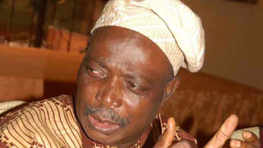 We must discuss breaking up or keeping Nigeria —Ladoja