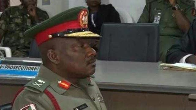 Maj.Gen Falola