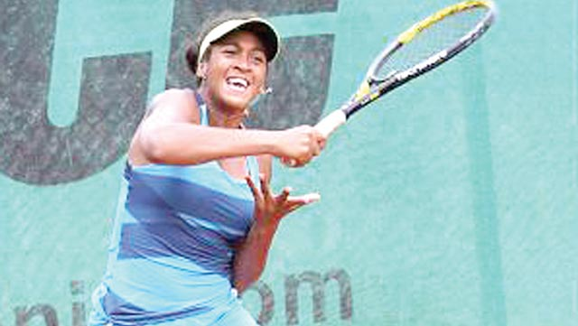 Russian-born Melissa Ifidzhen is top seed for this year's Lagos Governor's Cup Tennis