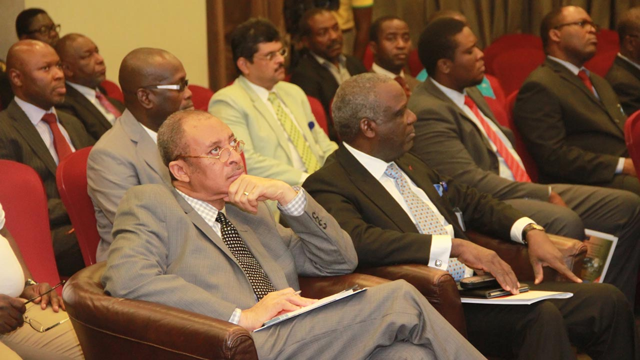 Nigeria Infrastructure Building Conference 2014- Cowries Patners