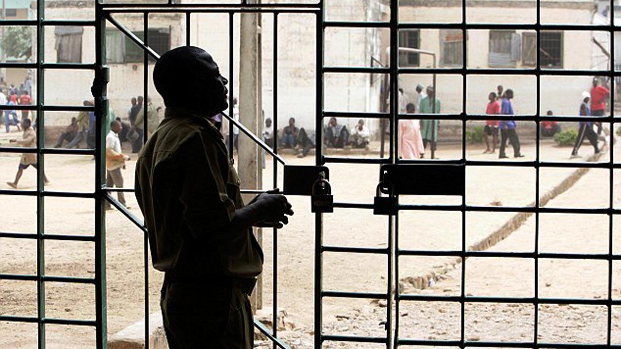 Nigeria Prison