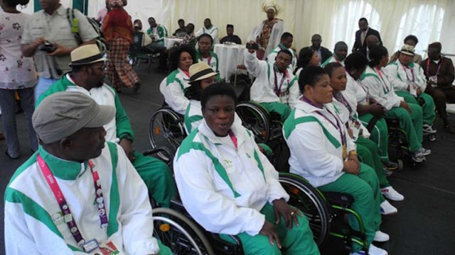 Nigerian-paralympic