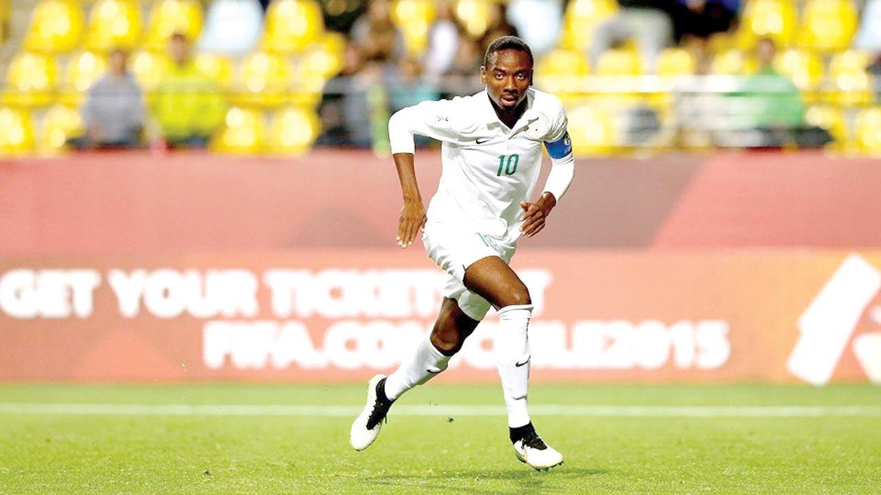 Arsenal's Kelechi Nwakali is on loan at Dutch club, MVV Maastricht.