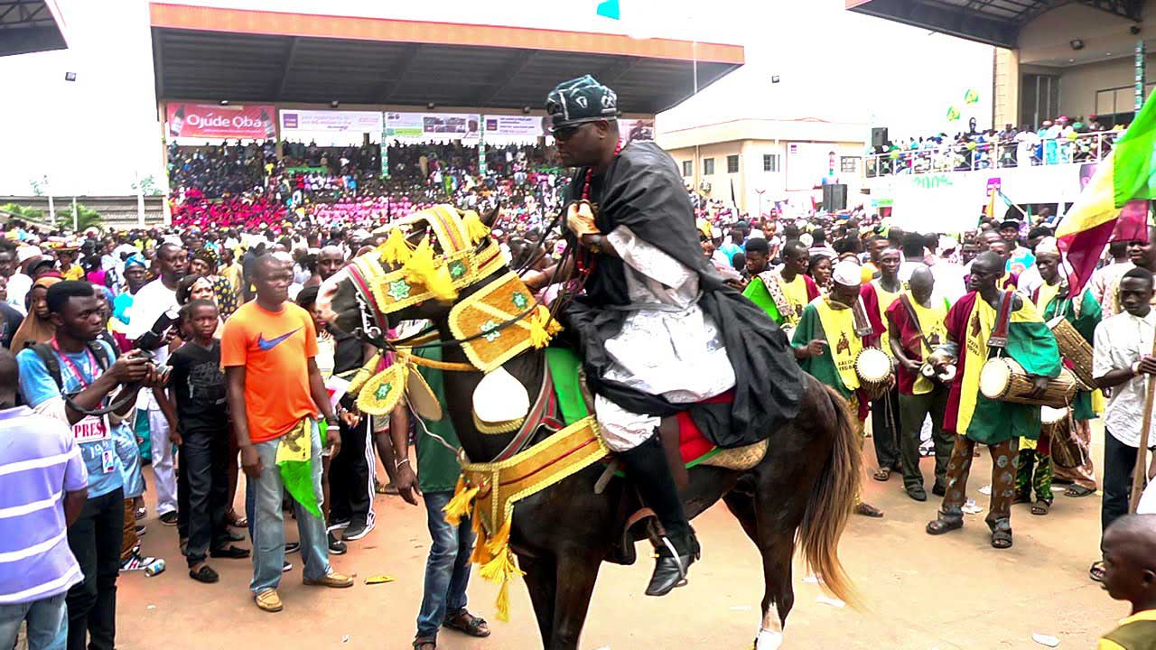 Ojude Oba Festival. PHOTO: youtube