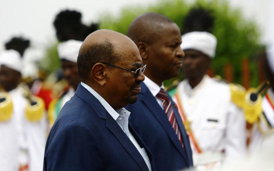 Omar al-Bashir / AFP PHOTO / ASHRAF SHAZLY