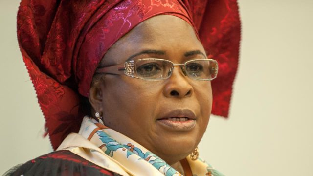 Women accuse EFCC of harassing Patience Jonathan