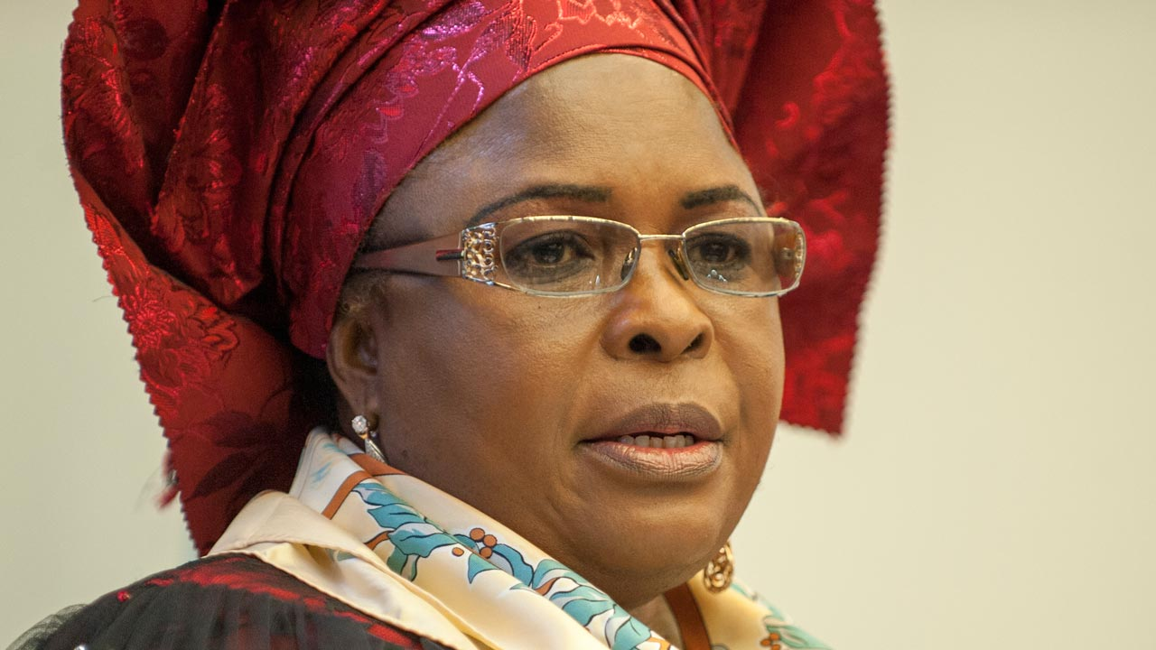 NEWS:Court to hear Patience Jonathan's appeal against forfeiture of $5.8m on November. 3