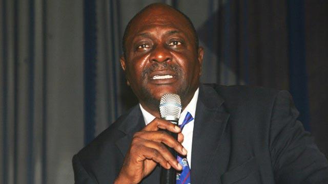 Vice Chancellor, Federal University Oye-Ekiti. Kayode Soremekun