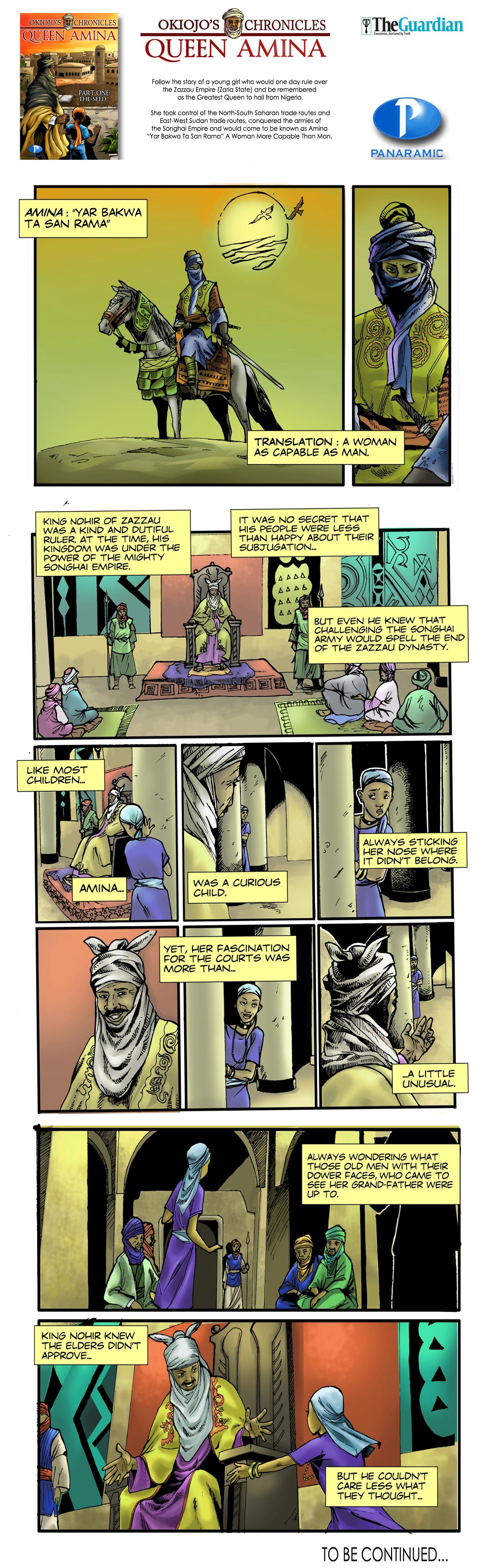 Queen Amina (Part 1) - 3