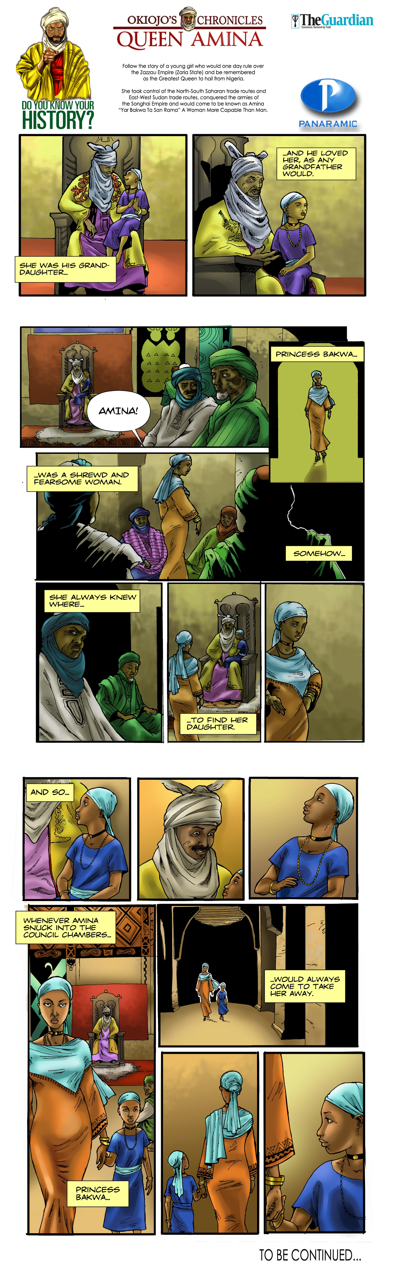 Queen Amina (Part 1) 4